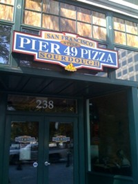Pier 49 Pizza Restaurant in Salt Lake City