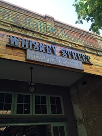 Whiskey Street Restaurant and Bar in Salt Lake City