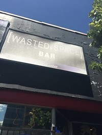 Wasted Space Bar in Salt Lake City
