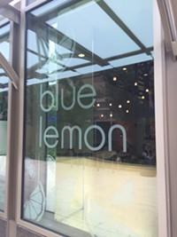Blue Lemon Restaurant in Salt Lake City