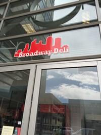 On Broadway Deli in Salt Lake City