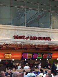 Taste of Red Iguana in Salt Lake City
