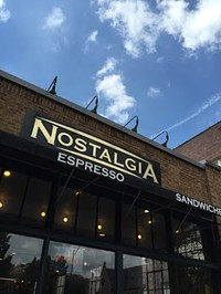Nostalgia Cafe and Restaurant in Salt Lake City