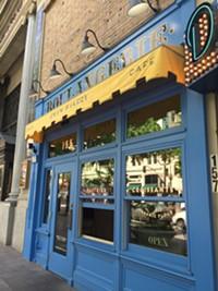 Eva's Bakery Restaurant in Salt Lake City