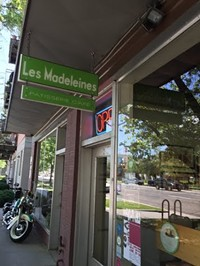 Les Madeleines Cafe in Salt Lake City