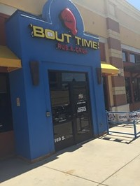 Bout Time Pub & Grill Restaurant in Salt Lake City
