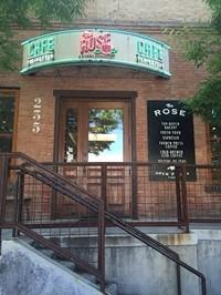 The Rose Establishment Restaurant in Salt Lake City