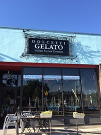 Dolcetti Gelato Cafe and Restaurant in Salt Lake City