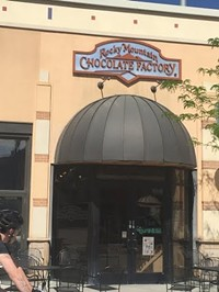Rocky Mountain Chocolate Factory in Salt Lake City
