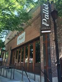 Pallet Restaurant in Salt Lake City