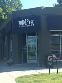 Pig & A Jelly Jar Restaurant in Salt Lake City