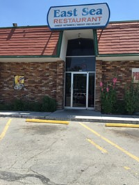 East Sea Restaurant in Salt Lake City