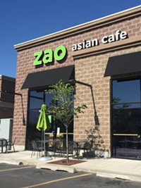 Zao Restaurant in Salt Lake City