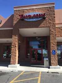 Tonyburger Restaurant in Salt Lake City