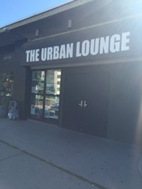The Urban Lounge in Salt Lake City