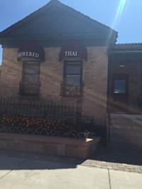 Skewered Thai restaurant in Salt Lake City