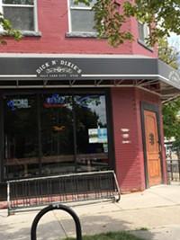 Dick N' Dixie's Bar in downtown Salt Lake City