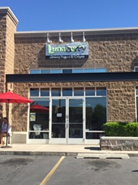 Lunaberry restaurant in Salt Lake City