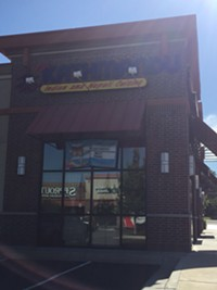 Kathmandu restaurant in Salt Lake City