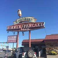 Coachmans Restaurant in Salt Lake City