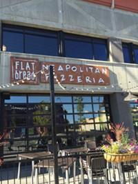 Flatbread Neapolitan Pizzeria Restaurant in Salt Lake City