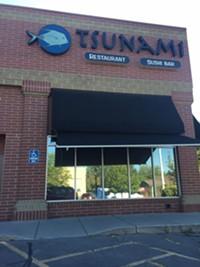 Tsunami Restaurant & Sushi Bar in Salt Lake City
