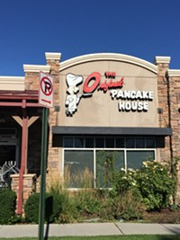 The Original Pancake House Restaurant in Salt Lake City