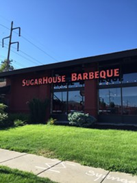 Sugarhouse Barbecue Company Restaurant in Salt Lake City