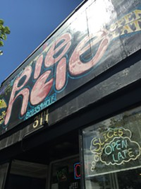 The Pie Hole Restaurant in downtown Salt Lake City