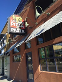 Salt Lake Pizza & Pasta Restaurant in Salt Lake City
