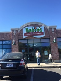 Rubio's Fresh Mexican Grill in Salt Lake City