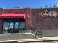Noodles & Company Restaurant in Salt Lake City