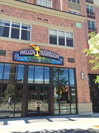 Mellow Mushroom Restaurant in Salt Lake City