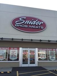 Snider Bros Meats in Salt Lake City