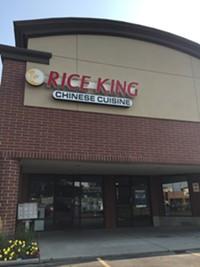 Rice King restaurant in Midvale