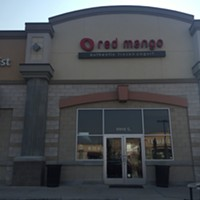 Red Mango frozen yogurt in Midvale