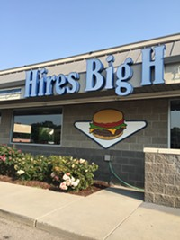 Hires Big H restaurant in Midvale