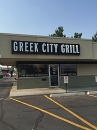 Greek City Grill in Holladay
