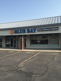 Blue Bay Restaurant in Salt Lake City