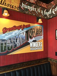 Winger's Roadhouse Restaurant in Salt Lake City