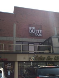 Red Butte Cafe and Restaurant in Salt Lake City