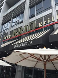Brio Restaurant in downtown Salt Lake City