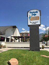 Sharon's Cafe and Restaurant in Salt Lake City