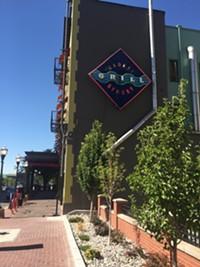 Market Street Restaurant in downtown Salt Lake City