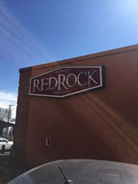 Red Rock Restaurant in downtown Salt Lake City