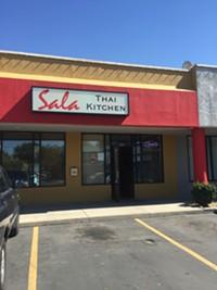 Sala Thai Restaurant in downtown Salt Lake City