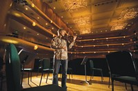 Utah Symphony violinist David Porter