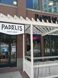 Padeli's Restaurant in Salt Lake City