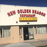New Golden Dragon Restaurant in Salt Lake City