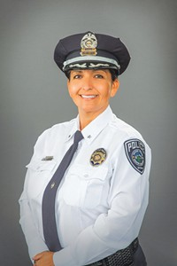 Q&A with Salt Lake County Sheriff Rosie Rivera